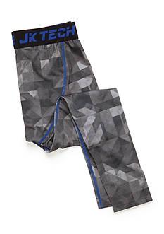 JK Tech™ 9 3/4 Compression Leggings Boys 8-20