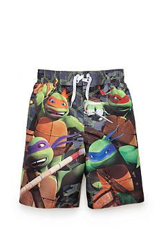 Nickelodeon™ Teenage Mutant Ninja Turtles™ Character Swim Trunks Boys 4-7