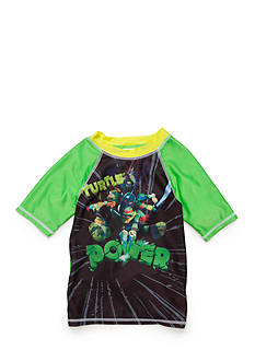 Nickelodeon™ Teenage Mutant Ninja Turtles™ Character Rashguard Boys 4-7