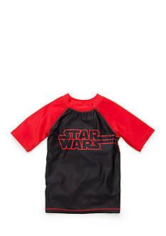 Star Wars Character Rashguard Boys 4-7