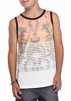 Ocean Current Concept Tank Top Boys 8-20