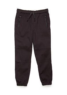 Ocean Current Woven Moto Jogger Pants Boys 8-20
