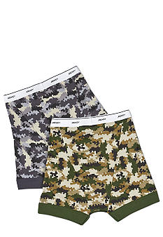 Jockey Camo Boxer Brief Boys 4-7