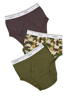 Jockey Briefs Underwear Boys 4-7