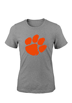 Gen2 Clemson Tigers Primary Logo Tee Girls 7-16