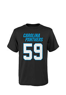 Carolina Panthers Luke Kuechly Tee Boys 8-20