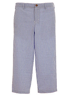Kitestrings Seersucker Flat Front Pant Boys 4-7