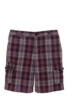 Kitestrings Plaid Shorts Boys 4-7