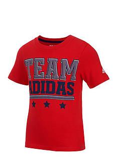 adidas USA Pride Tee Boys 4-7