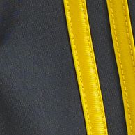 Boys Activewear: Gray/Yellow adidas Impact Tricot Pants Boys 4-7