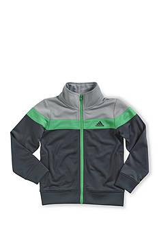 adidas Long Sleeve Tricot Jacket Boys 4-7