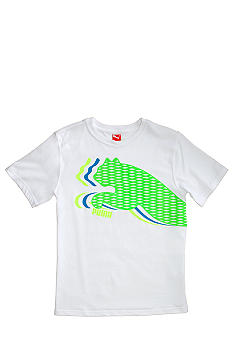 Puma Triple Cat Tee Boys 8-20
