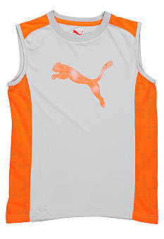 Puma Graphic Muscle Tee Boys 4-7