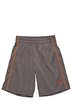 Puma Piped Short Boys 4-7