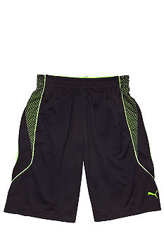Puma Contrast Short Boys 8-20