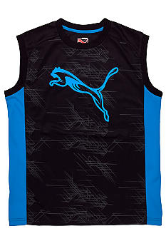 Puma Fast Cat Muscle Tee Boys 4-7