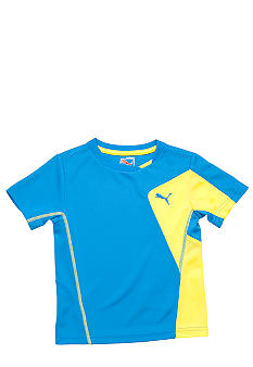 Puma Pieced Performance Tee Boys 4-7