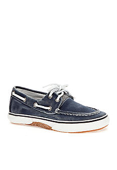 Sperry Top-Sider Haylard Navy Boy Sizes 10-12