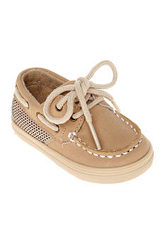 Sperry Intrepid Crib Boat Shoe - Infant Sizes 1-4