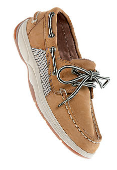 Sperry Top-Sider Intrepid Boatshoe Kids Sizes 12.5-5