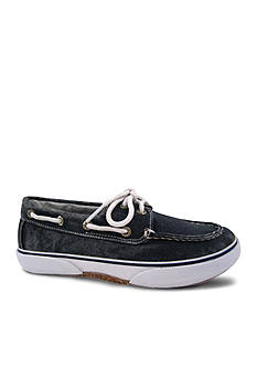 Sperry® Top-Sider Halyard Boat Shoe - Boy Sizes 13 - 6