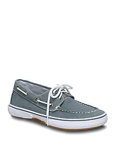 Sperry Top-Sider Haylard Grey Boys Sizes 12.5 - 5