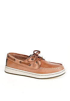 Sperry Top-Sider Cupsole 2 Eye Boat Shoe Boys Sizes 12.5- 5