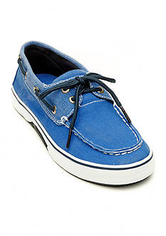 Sperry® Top-Sider Halyard Boat Shoe - Boy Sizes 12.5-6
