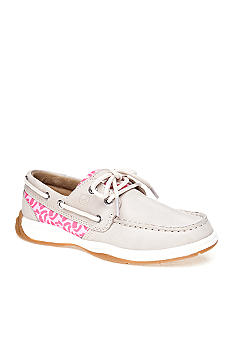 Sperry Top-Sider Intrepid Boat Shoe - Girl Sizes 12.5-4