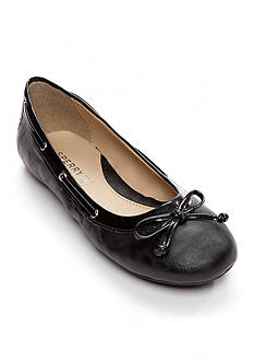 Sperry® Top-Sider Marina Black Flat - Girls Sizes 12.5-4