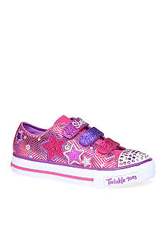 Skechers Twinkle Toes Triple Up Light-up Shoes Girl Sizes 5 Preschool - 5 Youth