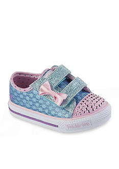 Skechers Twinkle Toes: Sweet Steps Sneaker - Infant/Toddler Sizes