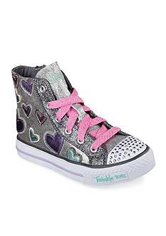 Skechers Twinkle Toes: Shuffles - Starlet Pose Sneakers