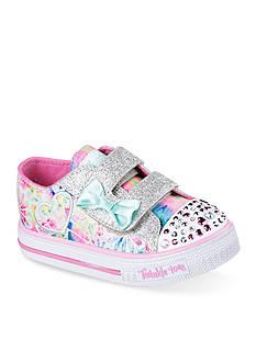 Skechers Twinkle Toes Baby Love Sneaker