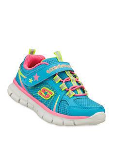 Skechers Synergy Lovespun Sneaker - Girl Infant/Toddler Sizes 5 - 12