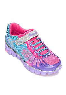 Skechers Skech Flex Running Wild Athletic Shoe - Toddler/Youth Girl Sizes 10.5-3