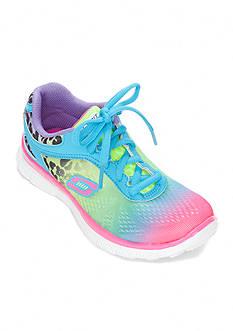 Skechers Skech Appeal Serengeti Athletic Shoe - Toddler/Youth Girl Sizes 10.5-3