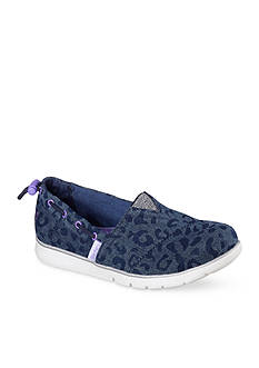Skechers Pureflex Leopard Lovelies Slip On - Toddler/Youth Sizes