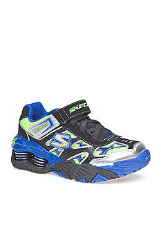 Skechers Megaflex Pistonz Sneaker- Boy Sizes 11-6