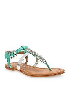 Nina Marcey Glitter Sandals - Toddler/Youth Sizes