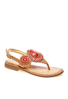 Nina Piazza Sandal Girl Sizes 13-4
