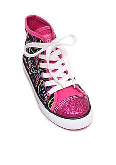 Hello Kitty® Hello Kitty Sabrina Sneaker - Girl Toddler/Youth Sizes 11 - 3