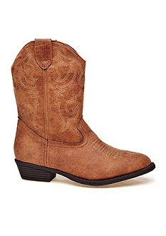 Rampage Kayleigh Western Boot - Girl Toddler/Youth