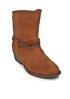 Sugar Peanut Western Boot - Toddler/Youth Sizes