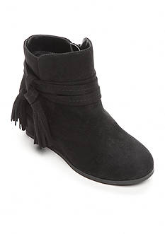 Sugar Truffle Wedge Booties - Toddler/Youth Sizes