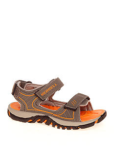 Merrell Spinster Splash Sandal Boy Sizes 10-5