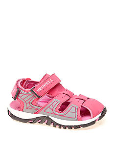 Merrell Spinster Deck Sandal Girl Sizes 10-5