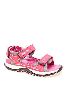 Merrell Spinster Splash Sandal Girl Sizes 10-5