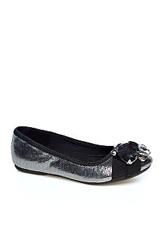 MIA Bentley Jewel Flat Girls Sizes 13-4