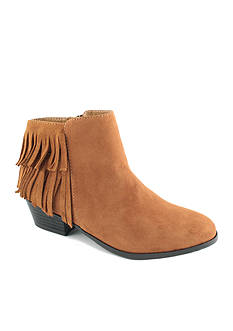 Jessica Simpson Davos Fringe Booties - Toddler/Youth Sizes